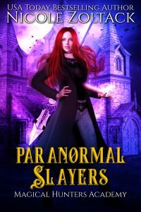 Paranormal Slayers