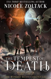 the tempest of death - Julie