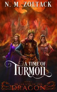 A-Time-of-Turmoil-Kindle