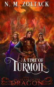 A-Time-of-Turmoil-Kindle